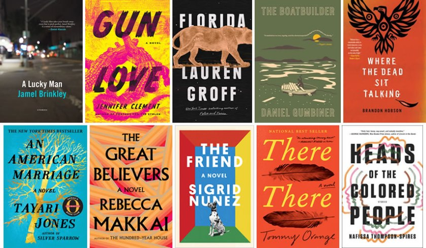 National Book Awards Longlist for Fiction