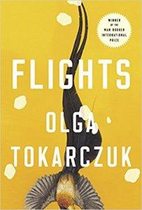 Flights - Olga Tokarczuk