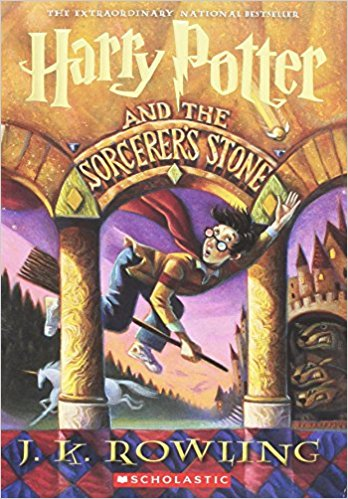 Harry Potter and the Sorcerer's Stone - J.K. Rowling