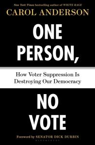 One Person No Vote - Carol Anderson