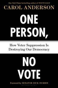 One Person No Vote - Carol Anderson