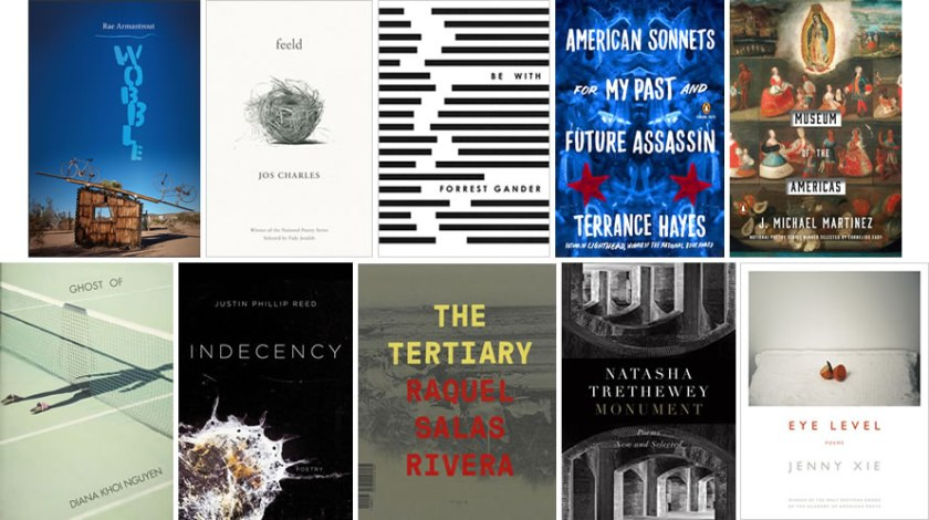 National Book Foundation's Longlist for Poetry