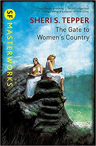 The Gate to Women's Country - Sheri S Tepper