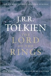 The Lord of the Rings - JRR Tolkien