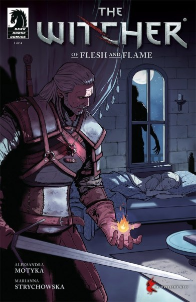 Dark Horse - The Witcher - Of Flesh and Flame