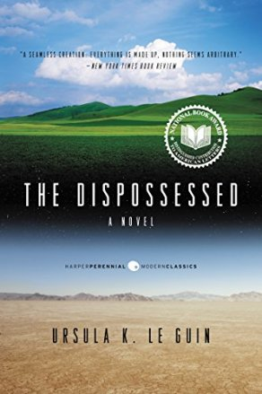 The Dispossessed by Ursula K Le Guin