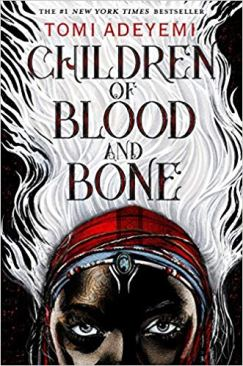 Children of Blood and Bone by Tomi Adeyemi; great books to read; best books of 2018; read yourself happy; book review; book blog