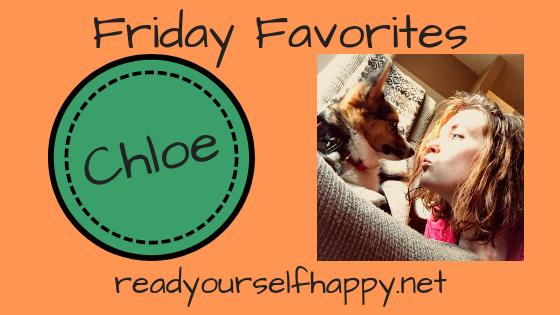 Chloe friday favorites u read yourself happy