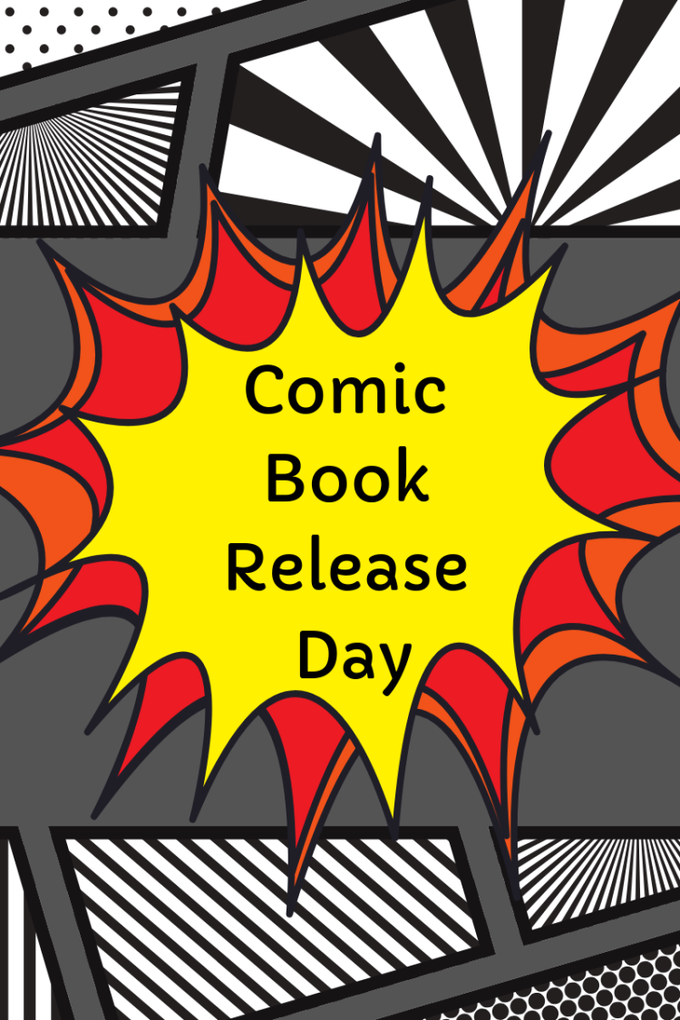 Comic Book Release Day