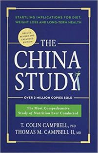 The China Study T Collin Campbell