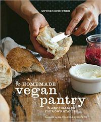 The Homemade Vegan Pantry Miyoko Schinner