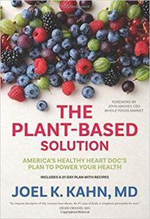 The Plant Based Solution Joel Kahn
