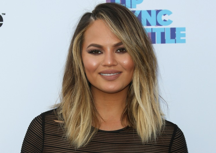 """NORTH HOLLYWOOD, CA - JUNE 14: Fashion Model / TV Personality Chrissy Teigen attends the screening of Spike's """"Lip Sync Battle"""" on June 14, 2016 in North Hollywood, California. (Photo by Paul Archuleta/FilmMagic)"""