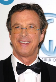 Michael Crichton during 16th Annual Producers Guild Awards - Press Room at Culver Studios in Culver City, California, United States. (Photo by SGranitz/WireImage)