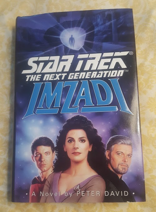 Star Trek: The Next Generation Imzadi