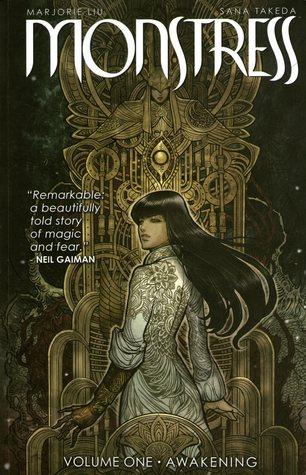 Monstress Volume 1 Marjorie M. Liu