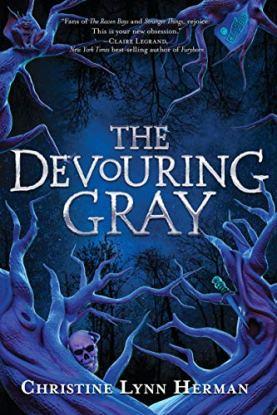 The Devouring Gray Christine Lynn Herman