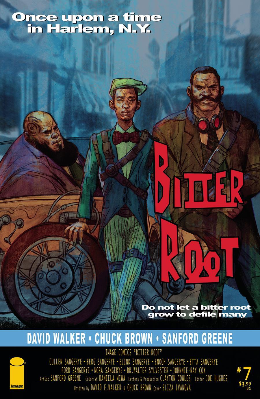 bitter root 7