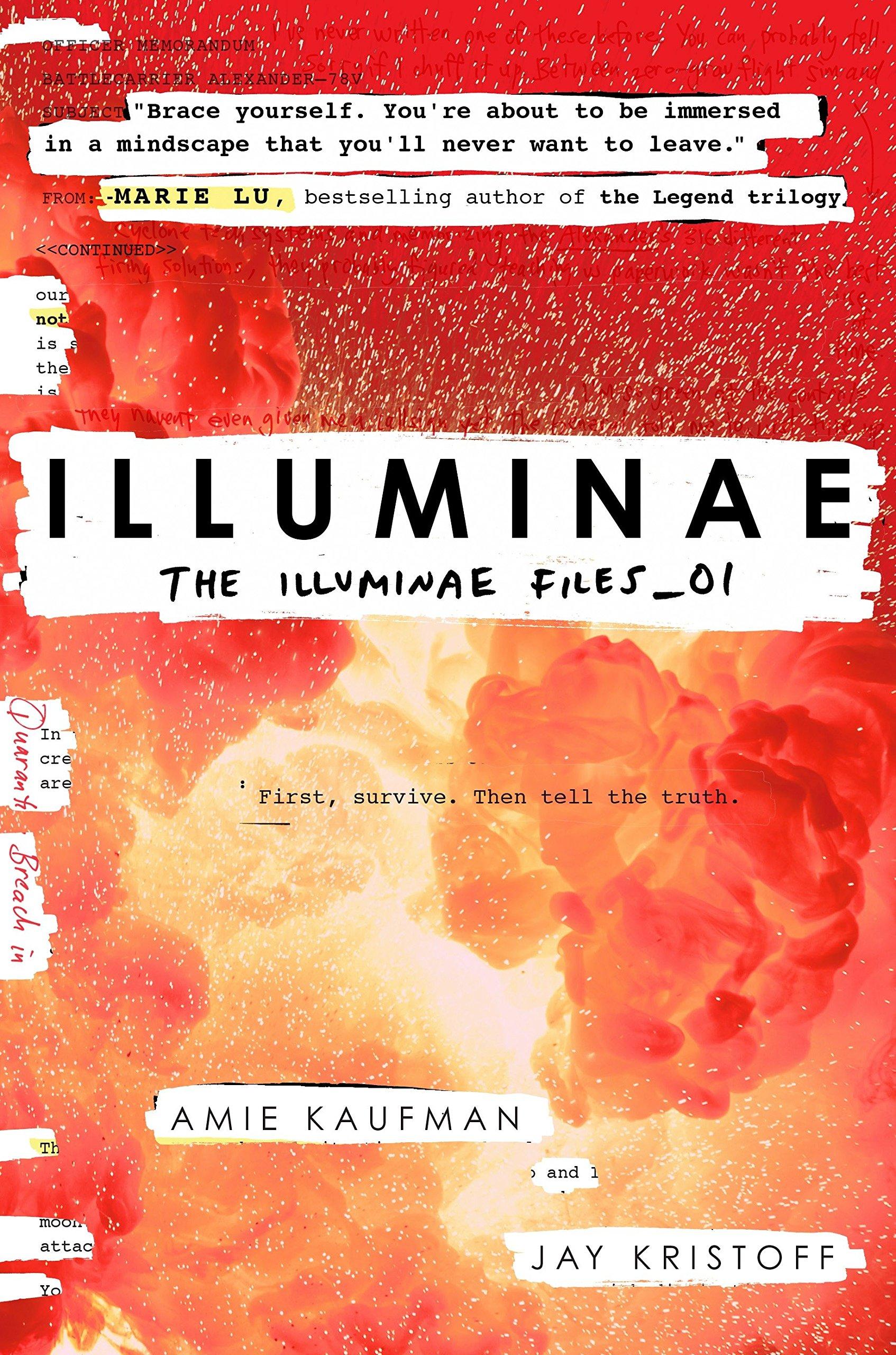 Illuminae Kaufman Kristoff