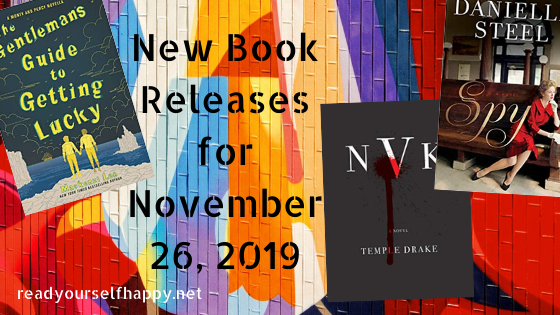 New Book Releases for November 26, 2019