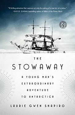 the stowaway laurie gwen shapiro