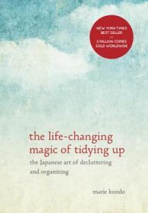 Life Changing Magic of Tidying Up Marie Kondo