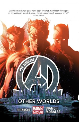 New Avengers Other Worlds