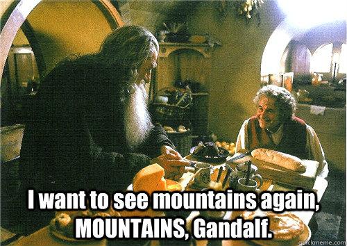 Mountains Gandalf Tolkien Lord of the Rings Hobbit.jpg