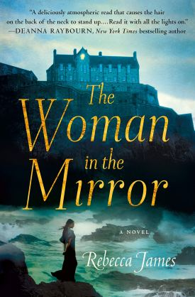 The Woman in the Mirror Rebecca James