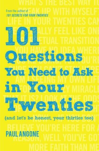 101 questions paul angone
