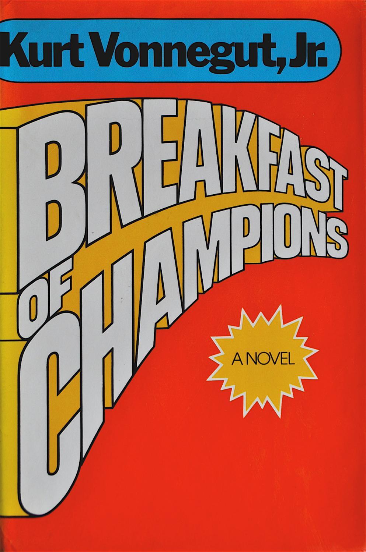 breakfast of champions kurt vonnegut