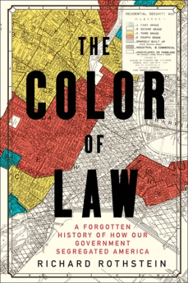 color of law richard rothstein