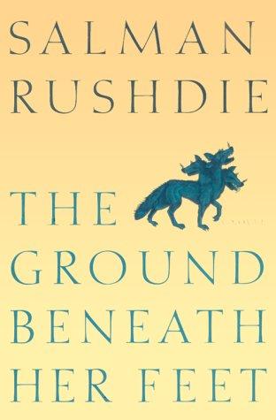the ground beneath her feet salman rushdie