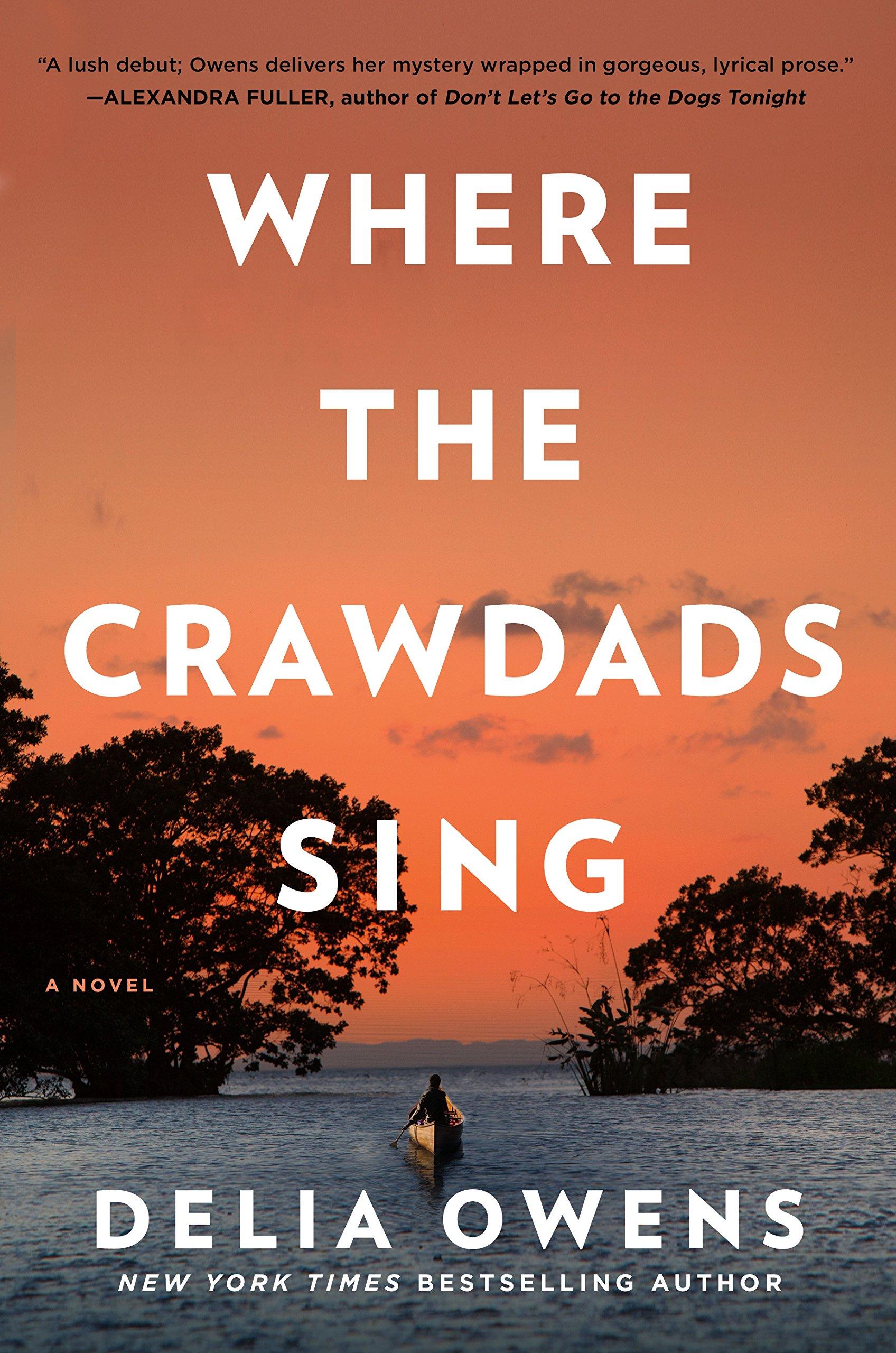 where the crawdads sing delia owens