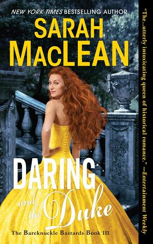 Daring and the Duke Sarah Maclean